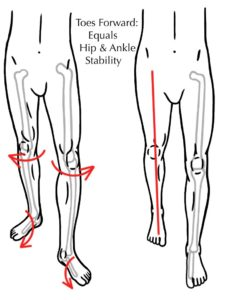 Toes-Forward-Foot-Ankle-Knee-Hip-Stability-Alignment-Evaluation